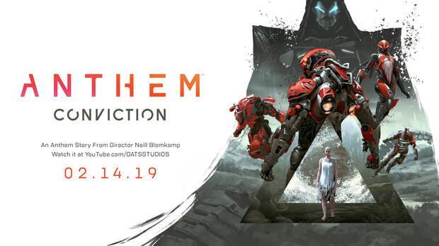 El director Neill Blomkamp presenta su cortometraje basado en Anthem Imagen 2