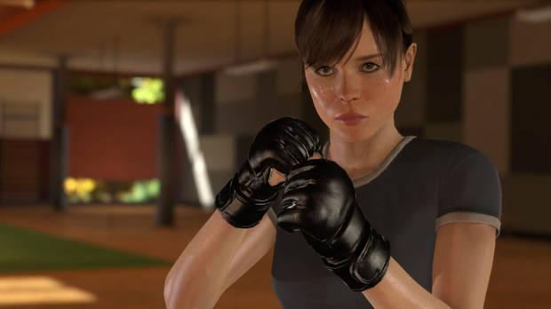 """Ellen Page: """"Beyond fue uno de los trabajos más duros que he hecho"""" Imagen 2"""