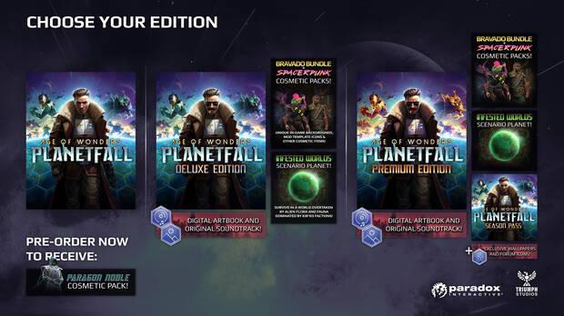 La estrategia de Age of Wonders: Planetfall llega el 6 de agosto Imagen 2