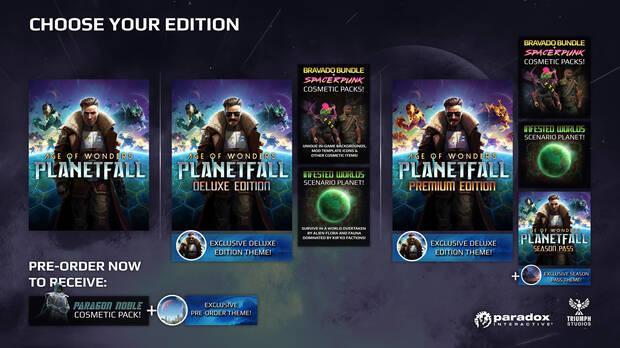 La estrategia de Age of Wonders: Planetfall llega el 6 de agosto Imagen 3