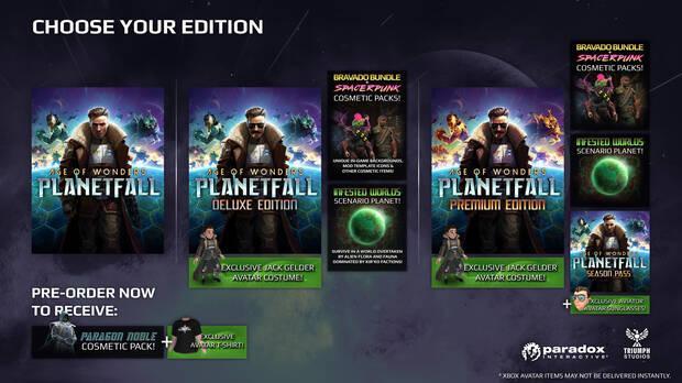 La estrategia de Age of Wonders: Planetfall llega el 6 de agosto Imagen 4