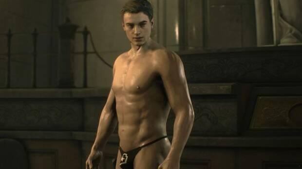 Resident Evil 2 Remake: Sube la temperatura con estos mods para adultos Imagen 3