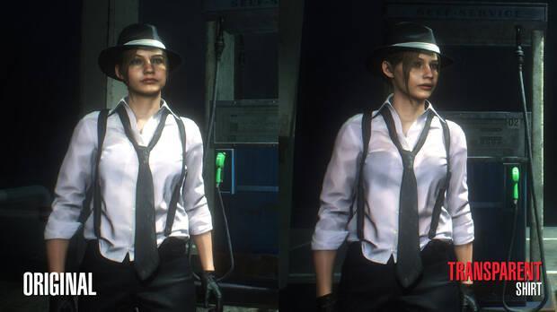 Resident Evil 2 Remake: Sube la temperatura con estos mods para adultos Imagen 2