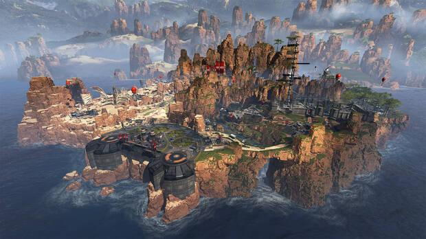 Ya disponible Apex Legends, un Battle Royale de los creadores de Titanfall Imagen 2