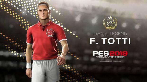 PES 2019 anuncia el regreso de nuevos Jugadores Leyendas al juego Imagen 2