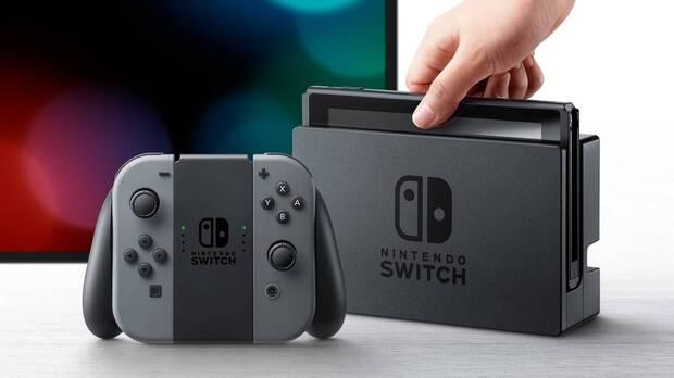 Nintendo Switch, console h