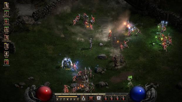 Diablo 2 Resurrected jugabilidad