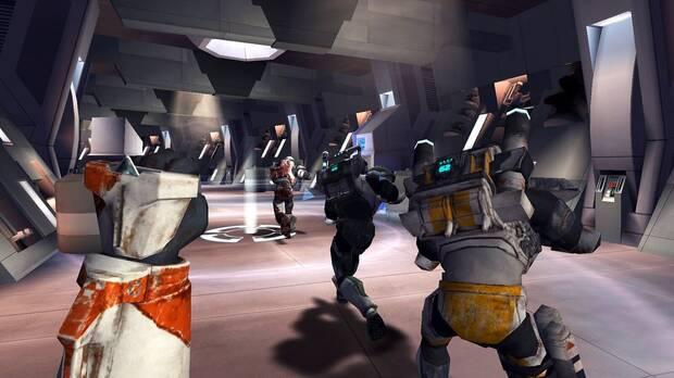 Captura de Star Wars: Republic Comando.