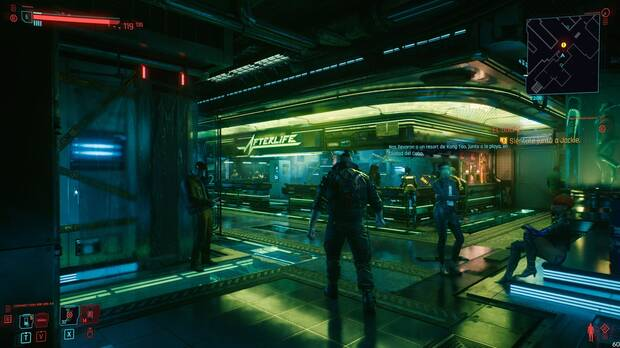 Cyberpunk 2077 multijugador