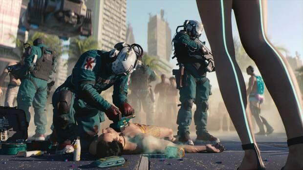 Cyberpunk 2077 Imagen 6