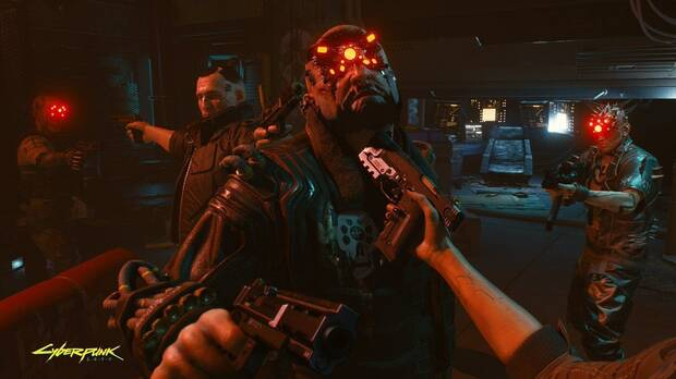 Cyberpunk 2077 Imagen 1