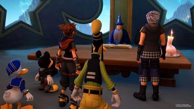 El filtrador de Kingdom Hearts III habría sido 'capturado'