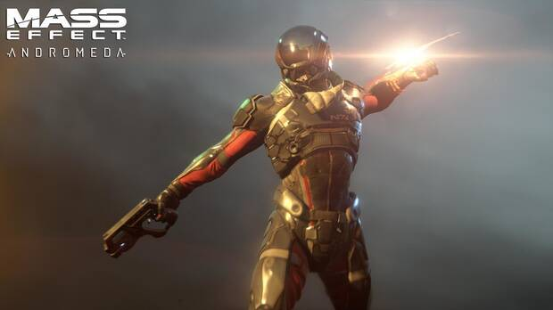 Mass Effect: Andromeda Imagen 1