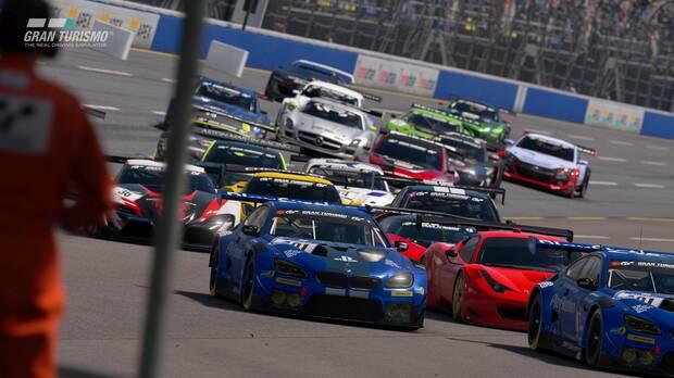 Gran Turismo Sport Imagen 1