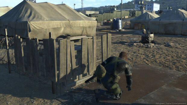 Metal Gear Solid V: Ground Zeroes Imagen 1