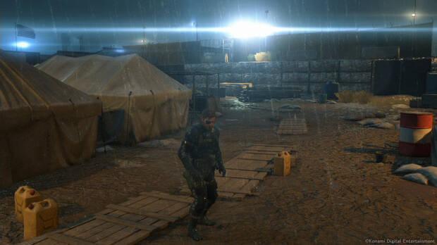 Metal Gear Solid V: Ground Zeroes Imagen 3