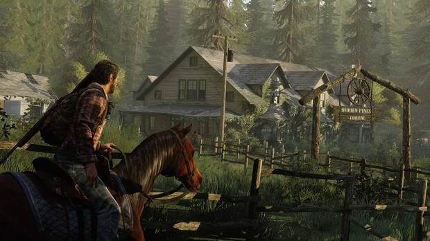 The Last of Us Remasterizado Imagen 2