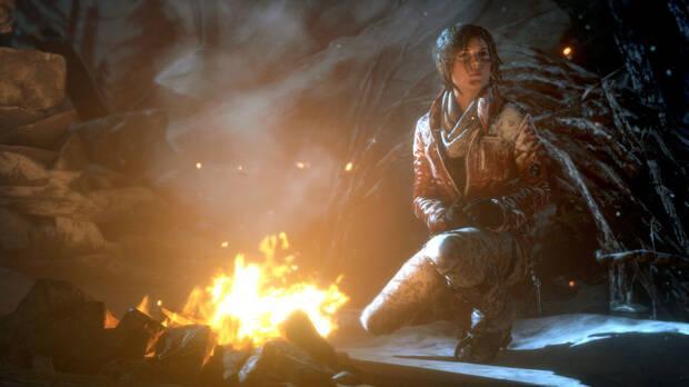 Rise of the Tomb Raider Imagen 1