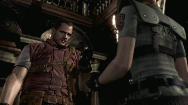 Resident Evil HD Remaster Imagen 1
