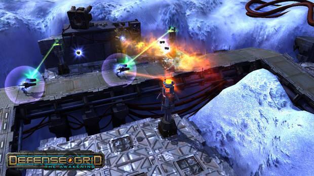 Defense Grid: The Awakening gratis en Epic Games Store