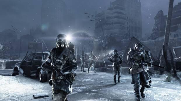 Metro 2033 Redux Imagen 1