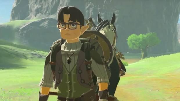 El nuevo Zelda esconde un homenaje al fallecido Satoru Iwata Imagen 3