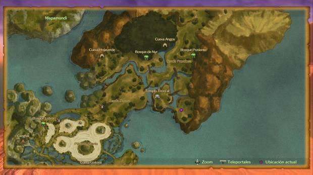 Ni No Kuni 2: El renacer de un reino; Templo Troncal; Subir de nivel rápido; Powerlevel; Fast level; Mejor equipo