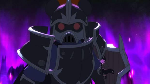 Ni No Kuni 2: El renacer del reino, Capítulo 1, Caballero sombrío