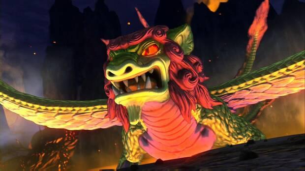 Ni No Kuni 2: El renacer de un reino, Capítulo 3, Fulong