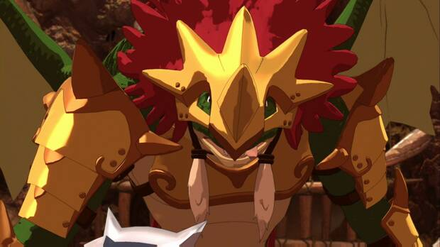 Ni No Kuni 2: El renacer de un reino, Capítulo 3, Jefe Guiverno