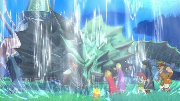 Ni No Kuni 2: El renacer de un reino, Capítulo 5, Jefe Draconaga
