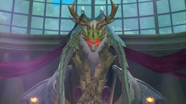 Ni No Kuni 2: El renacer de un reino, Capítulo 8, Jefe Belgracine