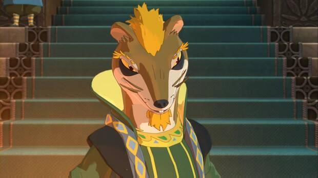 Ni No Kuni 2: El renacer de un reino, Capítulo 8, Jefe Ratoleon