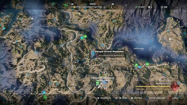 Far Cry 5, Misiones principales, región de Faith, Órdenes del médico