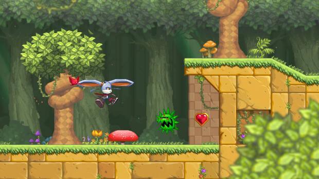 Kaze and the Wild Masks, un juego de plataformas 2D, llega a consolas, PC y Stadia este mes
