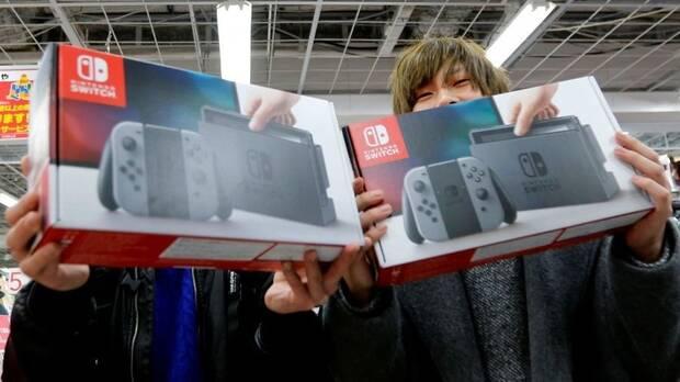 Nintendo Switch sigue siendo la consola más vendida en Japón Imagen 2