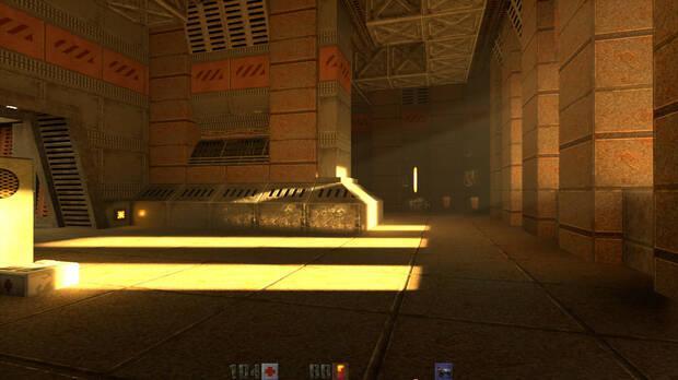 Así luce Quake 2 con iluminación ray tracing Imagen 2