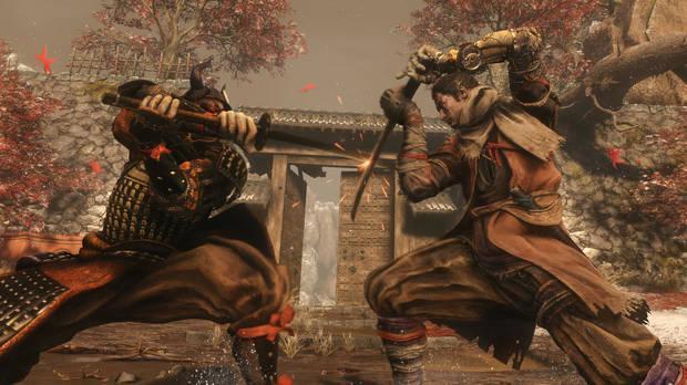 Shadows Die Twice - Sekiro cruza espadas con un General