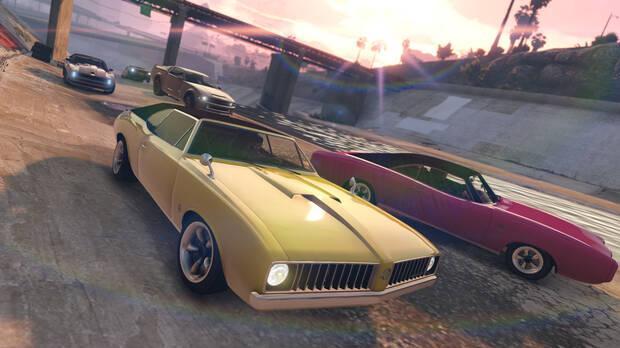 GTA Online: Doble de GTA$ y RP, descuentos y más en el juego de Rockstar Imagen 2