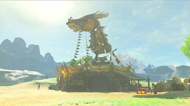 Zelda: Breath of the Wild y LEGO se fusionan en esta genial figura Imagen 3