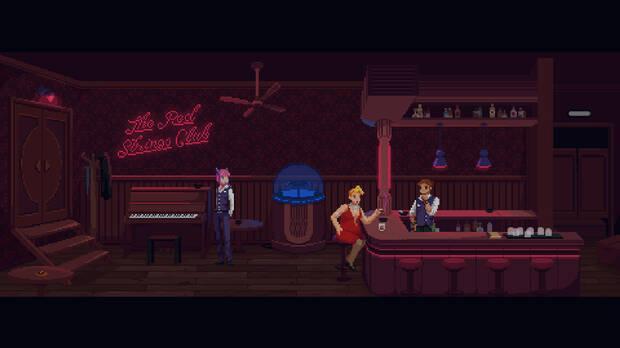 La aventura cyberpunk The Red Strings Club llegará a Switch el 14 de marzo Imagen 2