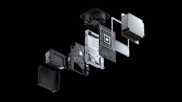 Xbox Series X: Estas son sus especificaciones técnicas, promete jugar a 4K y 60fps Imagen 3