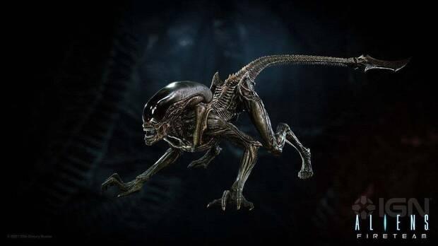 Xenomorfo Runner de Aliens: Fireteam