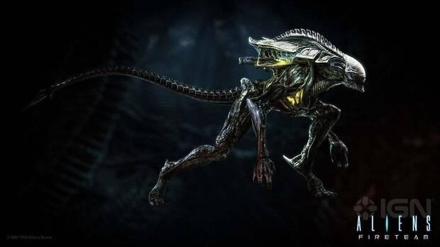 Xenomorfo Praetorian en Aliens: Fireteam