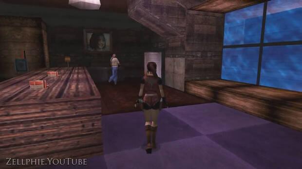 Resident Evil Retold: el mod que lleva RE 2 al motor de Tomb Raider: The Last Revelation