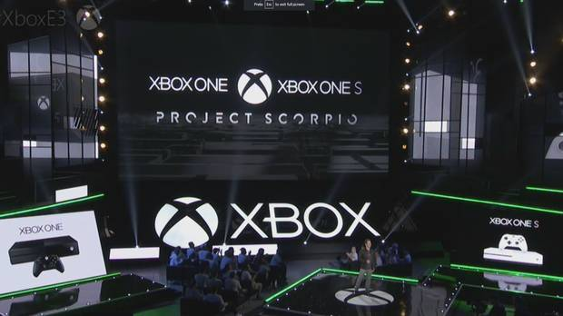 Project Scorpio VR