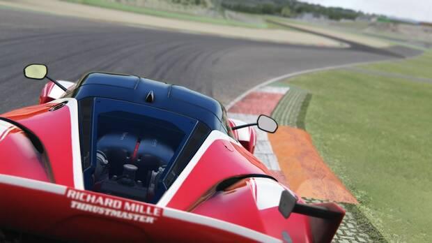Ferrari and Assetto Corsa