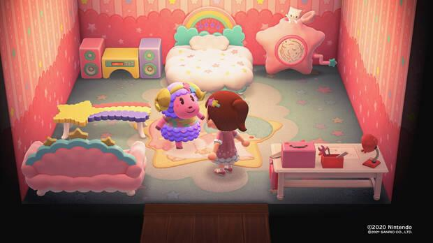 Nuevos vecinos de Animal Crossing: New Horizons.