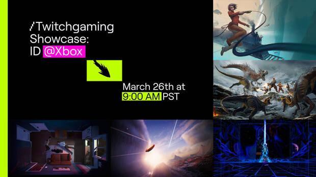 Xbox indies event.