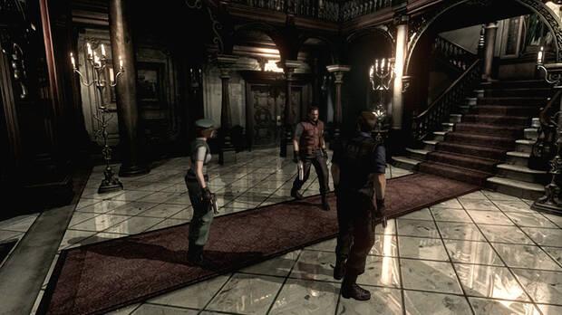 Resident Evil  HD Remaster sali